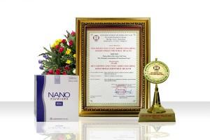 AWARD OF NANO FUCOIDAN EXTRACT GRANULE